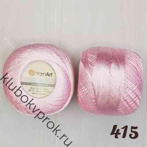 YARNART TULIP 415, Светлый розовый