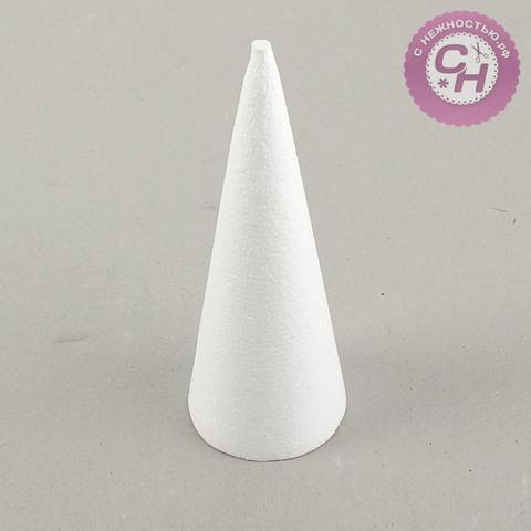 Конус из пенопласта 24*10 см.