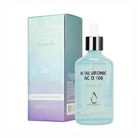 Ампульная сыворотка с гиалуроновой кислотой Hyaluronic Acid 100 Ampoule