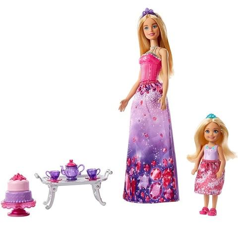 Барби Дримтопия Кукла и Челси с Аксессуарами