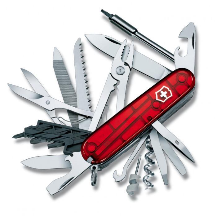 Швейцарский солдатский нож Victorinox 1.7775.T CyberTool 41