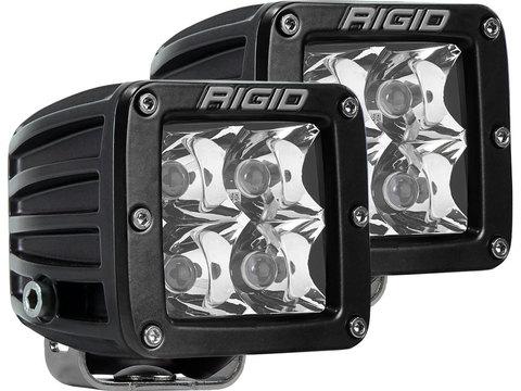 RIGID D-серии PRO (дальний свет, 4 светодиода, 2 шт)