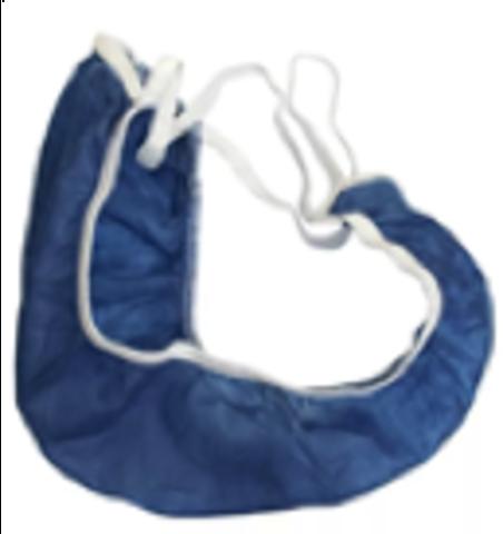 Трусики бикини клас мужские синие/черные спанбонд. 25 шт в упаковке.