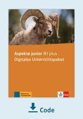 Aspekte junior B1+ - Digitales Unterrichtspaket...