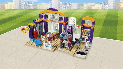 LEGO Friends: Спортивный центр 41312 — Heartlake Sports Centre — Лего Френдз Друзья Подружки