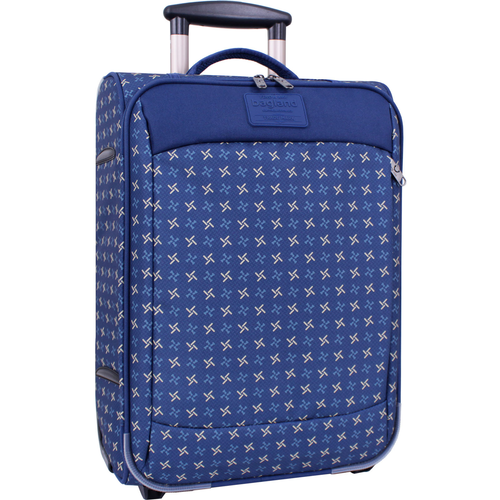 Дорожные чемоданы Чемодан Bagland Vichenzo 32 л. сублімація 463 (0037666194) IMG_4095_суб.463_.JPG
