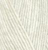 Пряжа Alize Lanagold 800 01 (Кремовый)