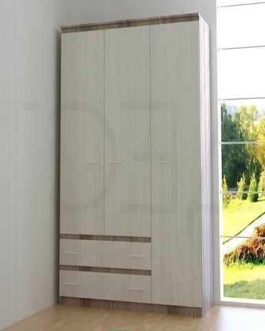 Шкаф ВЕНА-3  левый /1100*2200*583/