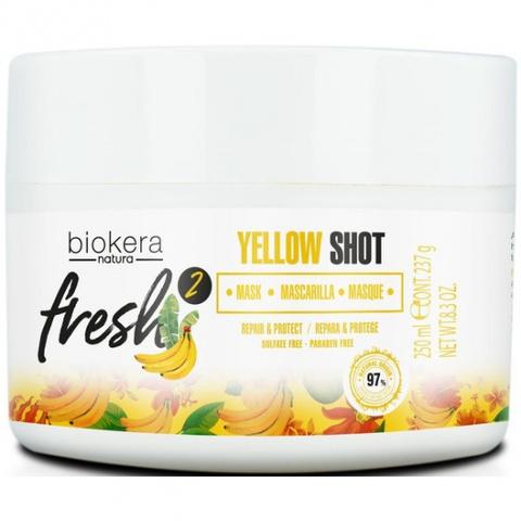 Маска Yellow Shot Biokera Fresh Salerm