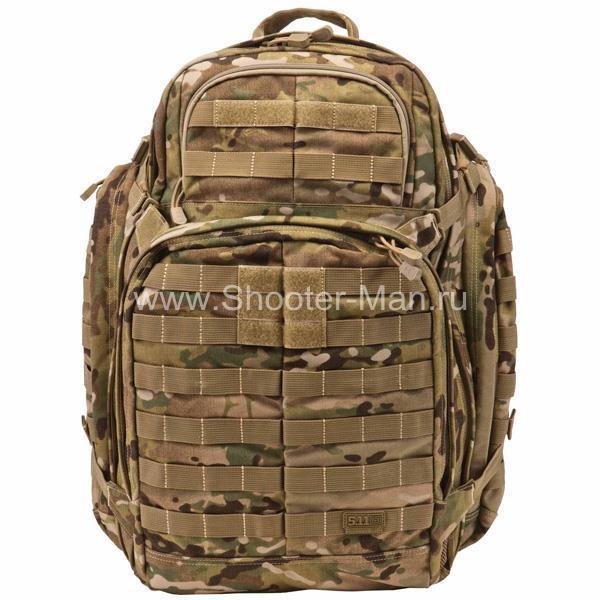 Тактический рюкзак 5.11 RUSH 72 BACKPACK, цвет MULTICAM фото