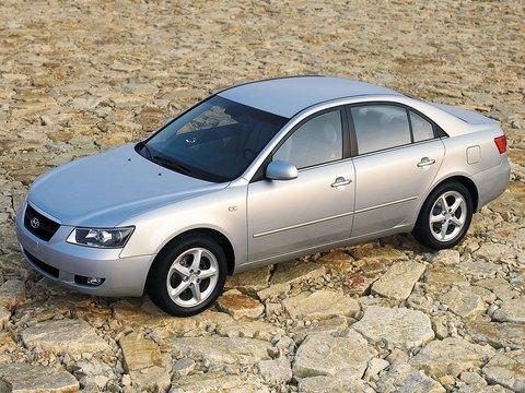 Чехлы на Hyundai Sonata NF 2004–2010 г.в.