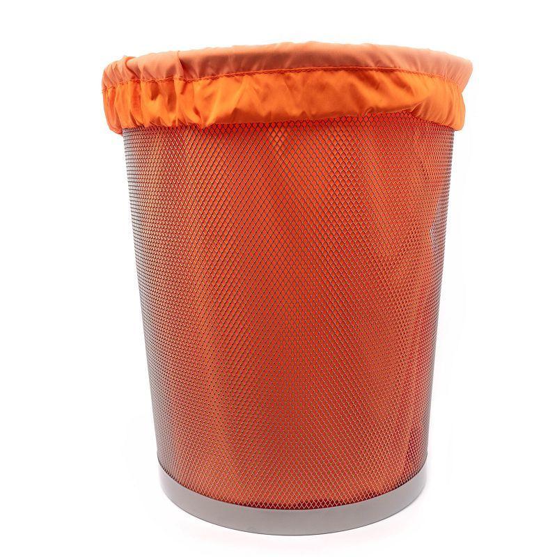Мешок для мусора многоразовый оранжевый, 25 л