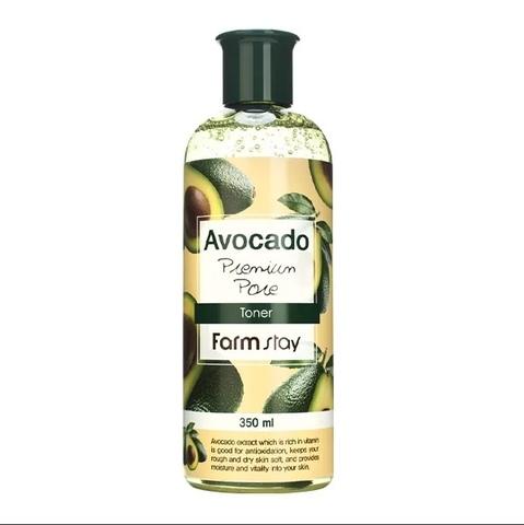 Антивозрастная эмульсия с экстрактом авокадо Farm Stay Avocado Premium Pore Emulsion