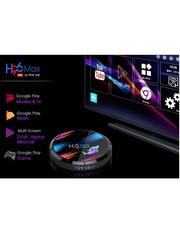 Смарт TV приставка H96 Max X3 S905x3 Android 9.0 4/64 Гб