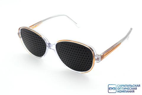 Перфорационные очки тренажеры MATSUDA M0013 R34