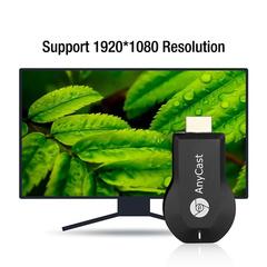 Медиаплеер-ресивер WiFi HDMI AnyCAST M18 Plus Display Dongle (Черный)