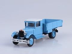 ZIS-3 AMO-3 board blue 1:43 Nash Avtoprom