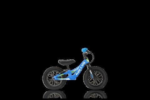 Kellys Kite 12 Race (2016) голубой с белым