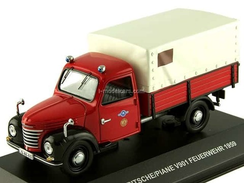 Framo V901 Feuerwehr (Fire Engine) 1959 CCC054 IST Models 1:43