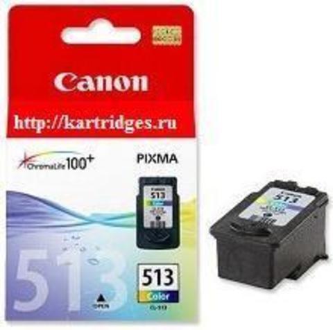 Картридж Canon CL-513 / 2971B007