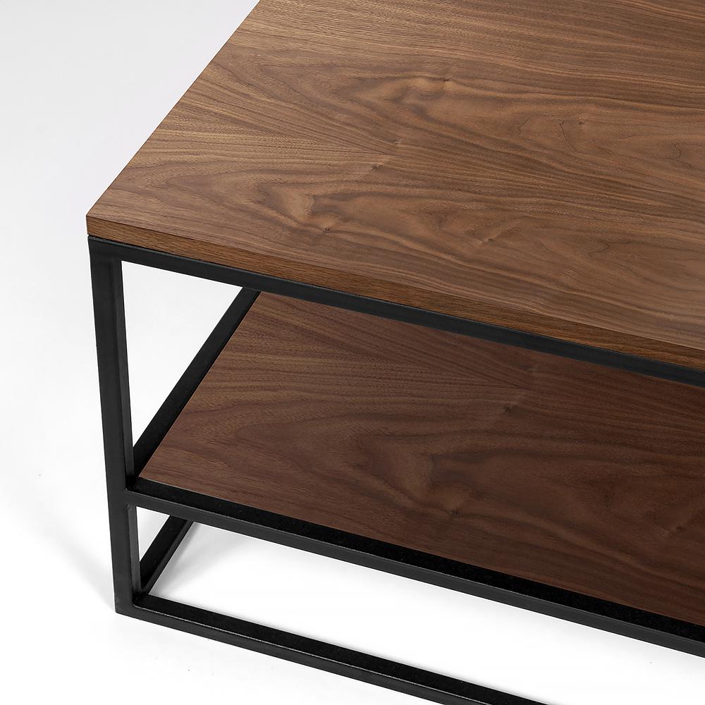 Журнальный стол Intelligent design London twin black - вид 4