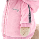 Набор одежды для LUCKY DOGGY Фитнес розовый
