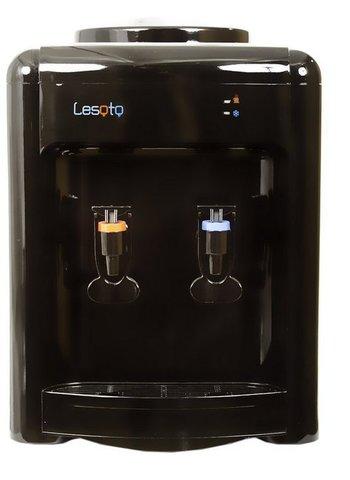 Кулер для воды LESOTO 36 TK black