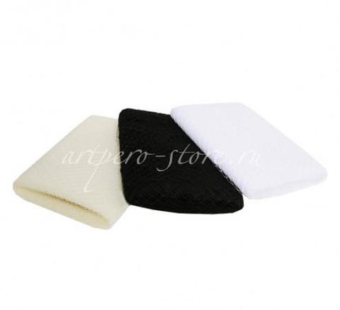 Вуаль сетка для шляп, ширина  30 см.