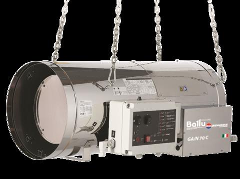 Теплогенератор подвесной газовый - Ballu-Biemmedue Arcotherm GA/N 70 C