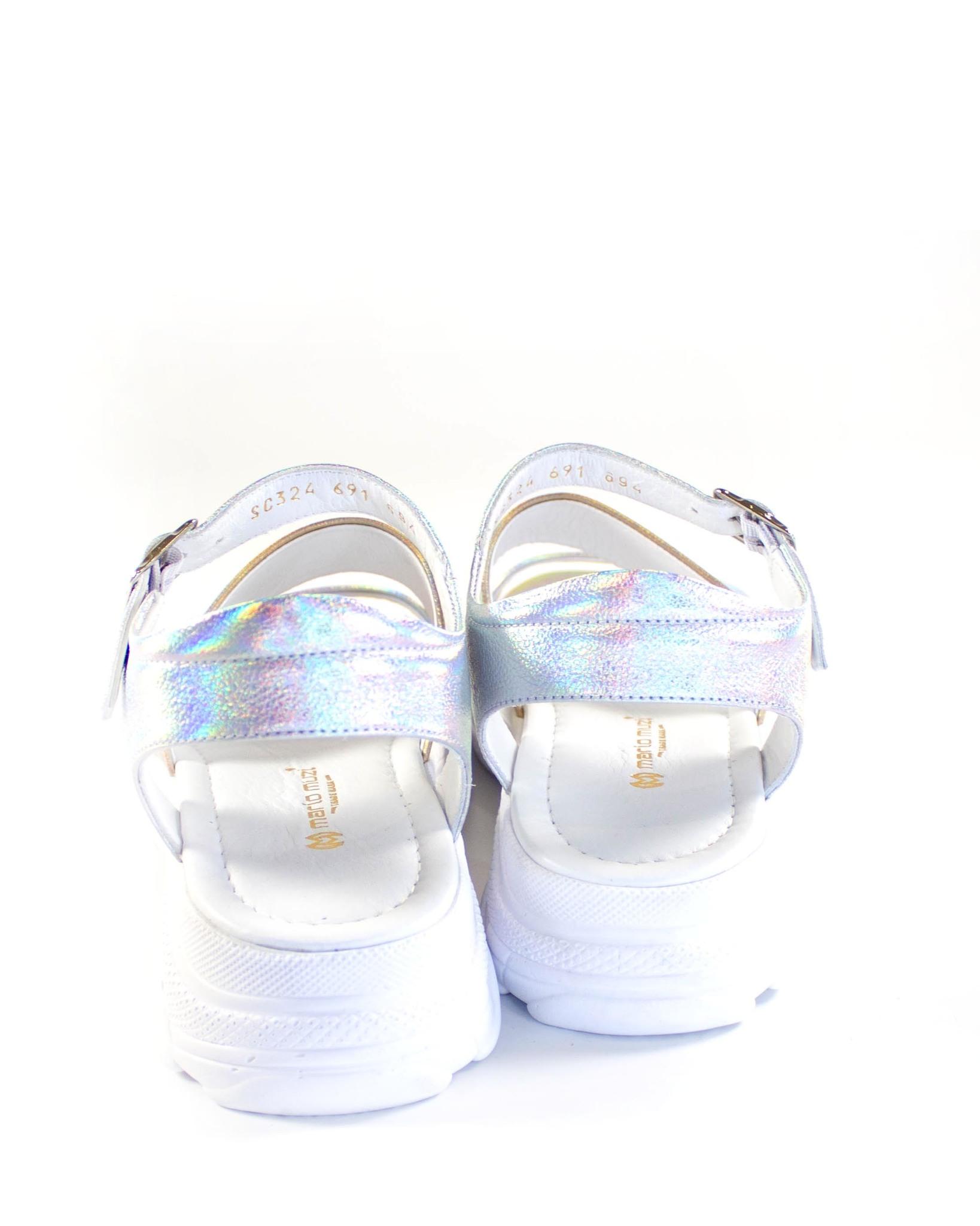 цветные босоножки Mario Muzi