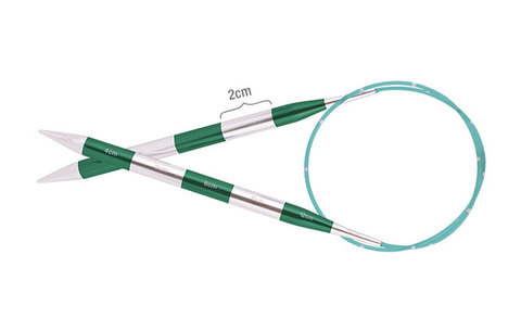 """Спицы круговые  """"SmartStix"""" 4мм/80см, KnitPro, 42089"""