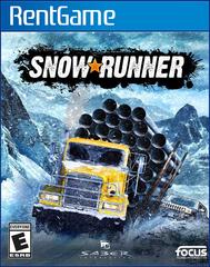 SnowRunner PS4 | PS5