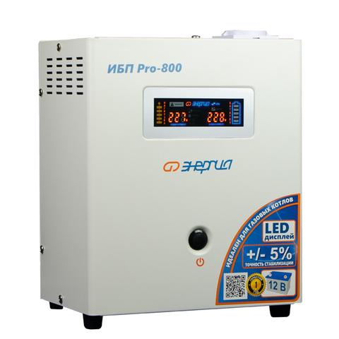 ИБП Энергия Pro-800 ВА 12В