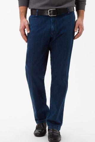 BRAX  Чиносы джинсовые с комфортной посадкой в талии из линейки Eurex