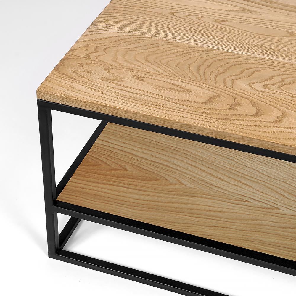 Журнальный стол Intelligent design London twin black - вид 2