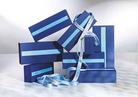 Перьевая ручка Waterman Carene Special Edition Blue Leather  цвет: Blue/Silver, палладиевое перо: F123