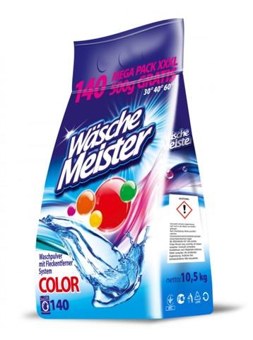 Стиральный порошок Wasche Meister color 10.5 кг