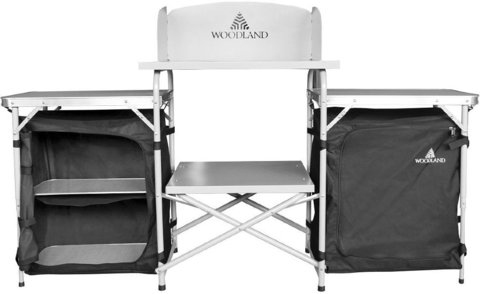 Мобильная кухня Woodland Camping Kitchen Max KP-03