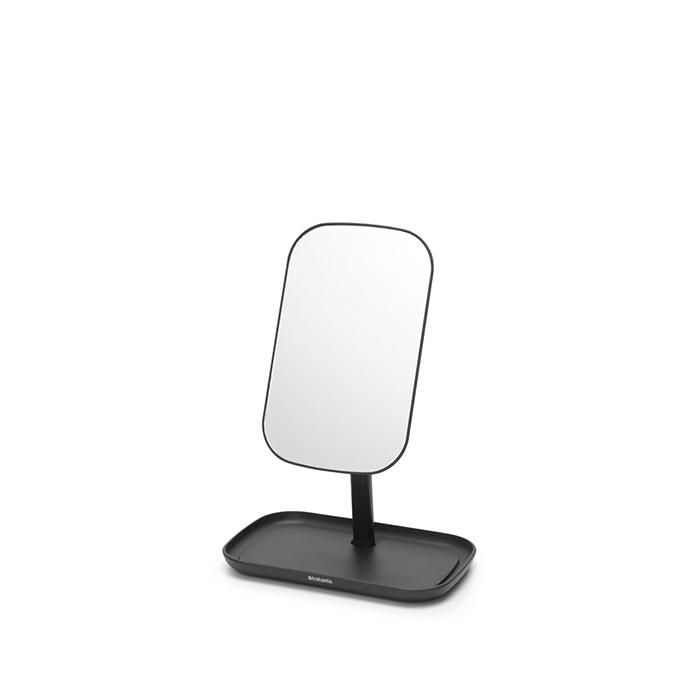Зеркало с подставкой, Темно-серый, арт. 280702 - фото 1