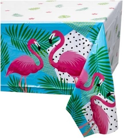 Скатерть Фламинго 130х180см