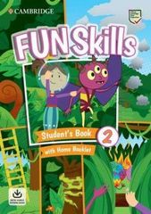 Fun Skills 2 Student's Book with Home Booklet and Downloadable Audio