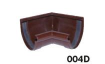Угол желоба внутренний 135° PROFIL