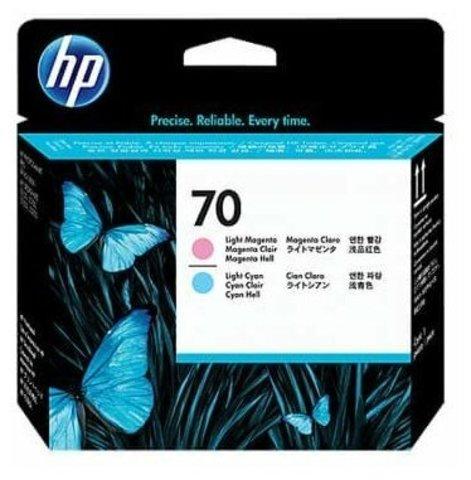 Оригинальная печатающая головка HP C9405A 70 комплект