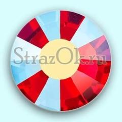 Купите термостразы оптом Light Siam AB красные для фигуристов