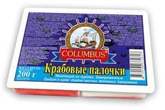 "Крабовые палочки ""Columbus"" 200г"