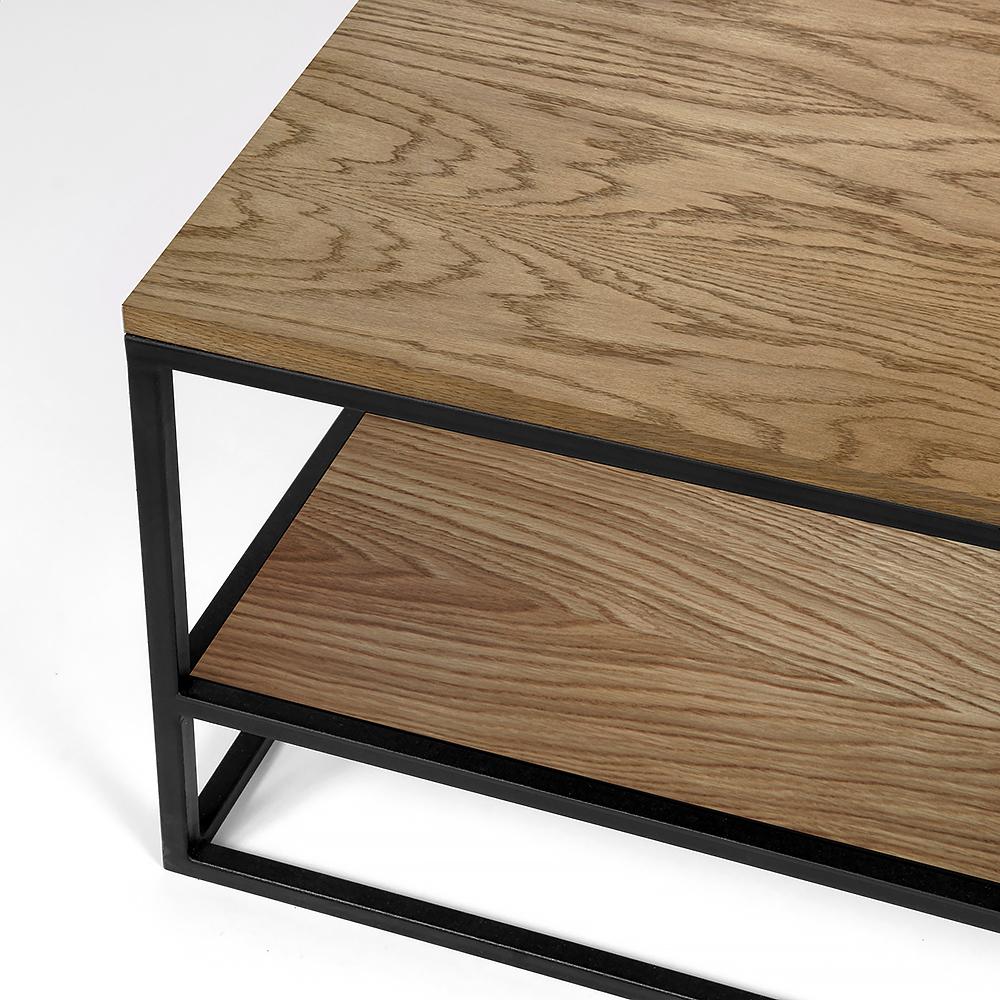 Журнальный стол Intelligent design London twin black - вид 6