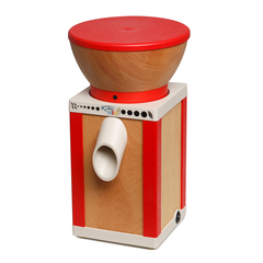 Электрическая мельница для зерна KoMo KoMoMio, красный