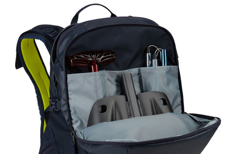 Картинка рюкзак горнолыжный Thule Upslope 25L Lime Punch - 5