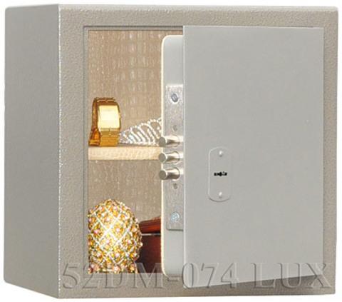 Мебельный сейф 52DM.074 Lux