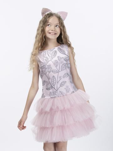 Праздничное платье для девочки (арт.29007)